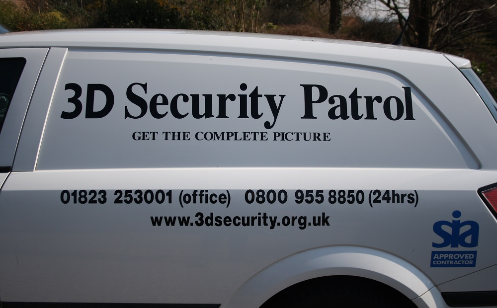 mobile security patrol